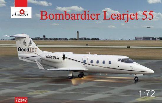 Amodel Bombardier Learjet 55