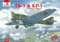 Amodel TB-1 & KP-1 parachute version makett