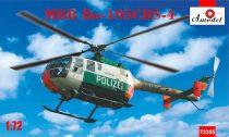 Amodel MBB Bo-105 CBS-4. German Police makett
