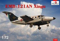 Amodel Embraer EMB-121AN Xingu France makett