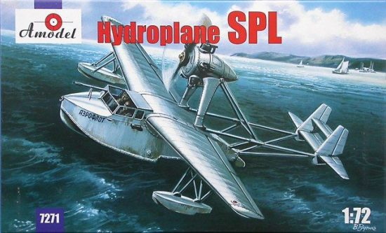 Amodel Hydroplane SPL makett