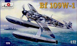 Amodel Messerschmitt Bf-109W Ger. WWII fighter