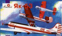 Amodel Yakovlev Yak-53 single-seat sporting makett