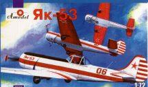 Amodel Yakovlev Yak-53 single-seat sporting