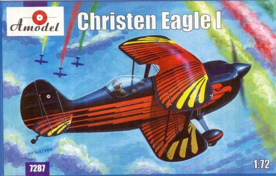 Amodel Christen Eagle I makett