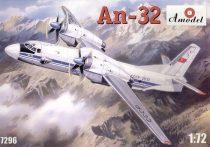 Amodel Antonov An-32 Soviet transport aircraft