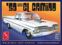 AMT 1959 Chevy El Camino makett