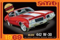 AMT 1969 Olds 442 W-30 makett