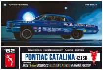 AMT 1962 Pontiac Catalina 2-in-1 makett