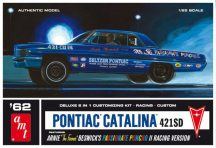 AMT 1962 Pontiac Catalina 2-in-1