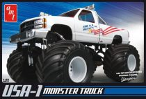 AMT USA-1 4x4 Monster Truck makett
