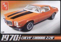 AMT 1970 1/2 Chevrolet Camaro Z/28 makett
