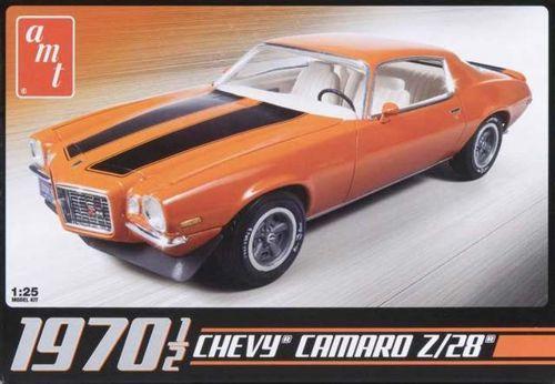 AMT 1970 1/2 Chevrolet Camaro Z/28