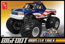 AMT Bigfoot Ford Monster Truck makett