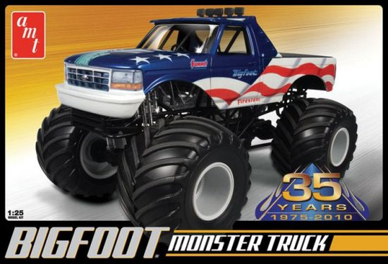 AMT Bigfoot Ford Monster Truck