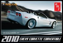 AMT 2010 Corvette Convertible makett