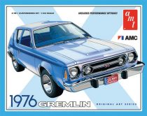 AMT 1976 AMC Gremlin makett