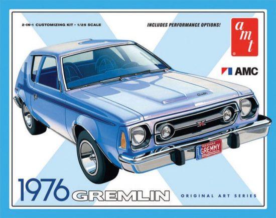 AMT 1976 AMC Gremlin makett