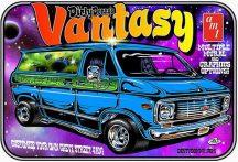 AMT Dirty Donny Chevy Van