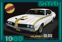 AMT 1969 Hurst Olds makett