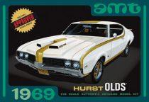 AMT 1969 Hurst Olds makett