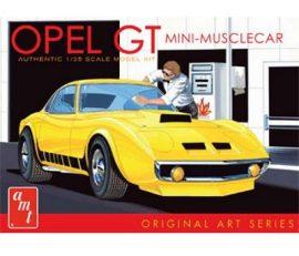 AMT Opel GT Mini-Muscle Car