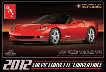 AMT 2012 Chevy Corvette Convertible makett
