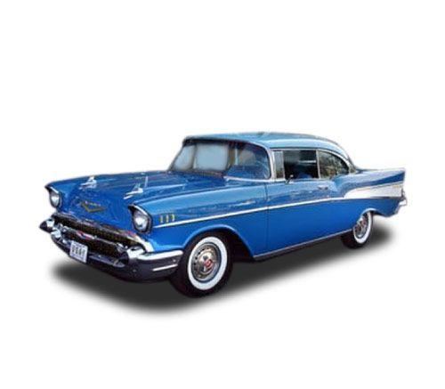 AMT 1957 Chevy Bel Air-Chevy Centennial