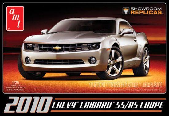 AMT 2010 Chevy Camaro SS/RS makett