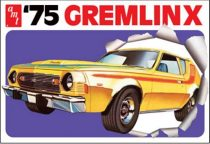 AMT 1975 AMC Gremlin makett