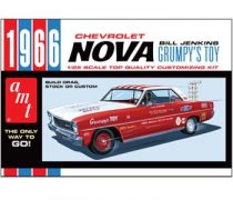 AMT 1966 Chevy Nova-Bill Jenkins makett