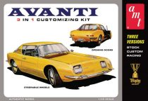 AMT 1963 Studebaker Avanti makett