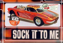 AMT 1962 Corvette makett