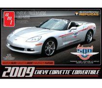 AMT 2009 Corvette Indy Parade Car makett