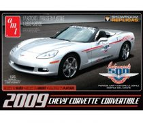AMT 2009 Corvette Indy Parade Car makett