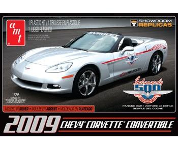 AMT 2009 Corvette Indy Parade Car