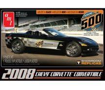 AMT 2008 Chevrolet Corvette Convertible Indy Pace Car