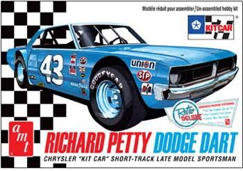 AMT Petty Dodge Dart Sportsman makett