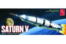 AMT Saturn V makett