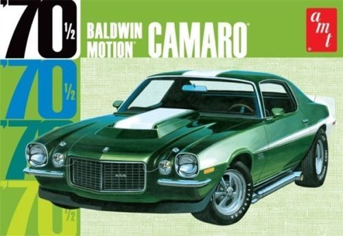 AMT 1970 Camaro Baldwin Motion with SS/RS 454 makett
