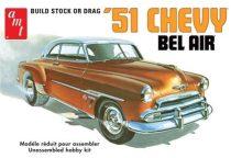 AMT 1951 Chevrolet Bel Air makett