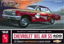 AMT 1962 Chevrolet Bel Air Super Stock makett