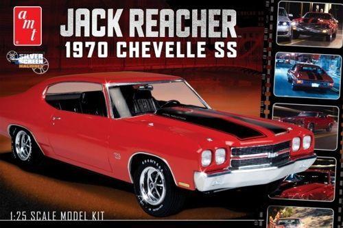 AMT Jack Reacher's 1970 Chevrolet Chevelle SS makett