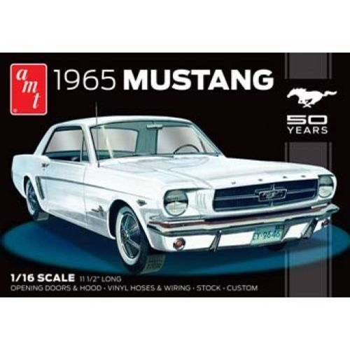 AMT 1965 Ford Mustang makett