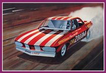 AMT Chevrolet CheZoom 1969 Corvair Funny