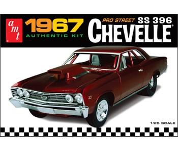 AMT 1967 Chevrolet Chevelle Pro Street