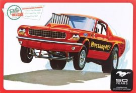 AMT 1965 Ford Mustang Funny Car