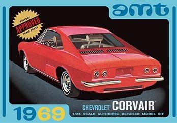 AMT Chevrolet 1969 Corvair makett