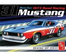 AMT Warren Tope '73 Mustang - Warren Tope Road Racing Original Art Series makett