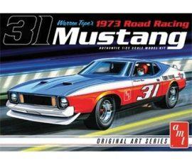 AMT Warren Tope '73 Mustang - Warren Tope Road Racing Original Art Series